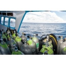 Scuba Diving Charter Available from Playa del Carmen to Cozumel