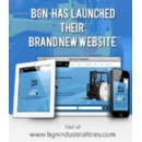 BGN Industrial Tires Launches Their Brand New Website