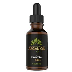 Cammile Q Argan Oil for Hair and Skin