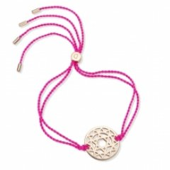 The Limited Edition - Fluorescent Pink Heart Chakra Bracelet