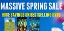 3 Reasons You Can�t Afford to Miss the Massive Acorn DVD Spring Sale