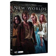 New Worlds DVD