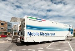 The Mobile Macular Unit at Frimley Park