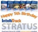 IntelliTrack Inc. Celebrates 5 Years of Web Based Stratus Success