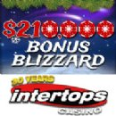 Weather Report Forecasts a $210,000 �Bonus Blizzard� at Intertops Casino this Winter