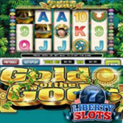 Liberty Slots New �Gold of the Gods� Slot Game Pays Out Over $500,000