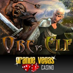 New Orc vs Elf slot game is first 3D casino game at Grande Vegas