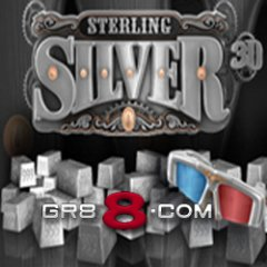 GR88 Casino features the world�s first truly 3D online slot game, Sterling Silver.