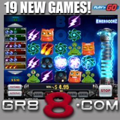 GR88 Casino has added 19 unique new slots gamefrom Play�nGO to its online casino.