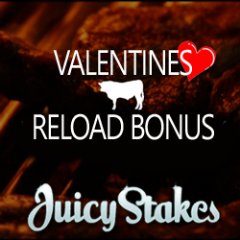 $100 reload bonus available this weekend at Juicy Stakes Poker.