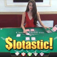 Live dealers via video streaming make online casinos more real.
