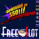 Freeslot.com Now Means �Free Slot Games, Cash Prizes� in German, French, Spanish & Italian - Over $250,000 Awarded