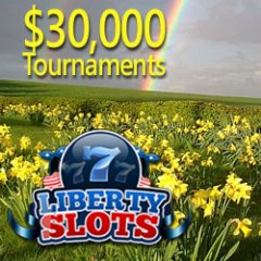 The �Shower of Cash� tournament has just begun and continues until April 12. Then there�s the �Spring Money� slots tournament -- another $15,000.
