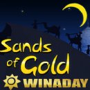 WinADay�s Exotic New �Sands of Gold� Penny Slot Brings the Mystique of Arabian Nights to Unique Online Casino