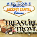 �Extra Loot� Boost Bonuses are a New Way to Win in Jackpot Capital�s $130,000 �Treasure Trove� Contest -- Double Points for Mobile Casino Players