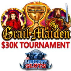 Liberty Slots has just started its Mediaeval May Money Maker Slots Tournament that will award another $30,000 in cash prizes this month.