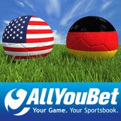 Oddsmakers seeing betting action on USA vs Germany match at World Cup