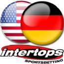Intertops Sportsbook Likes Germany�s Chances of Beating the USA and sealing Top Spot in World Cup Group G -- $100 Risk Free Bet Offered