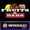 WinADay Casino has a Free Chip for Players Taking its New �Fruits and Bars� Penny Slot for a Spin This Weekend