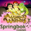South Africa�s Springbok Casino Features Top Paying Slot, Aladdin�s Wishes, as July Game of the Month