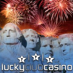 Slots tournament and casino bonuses celebrate Independence Day