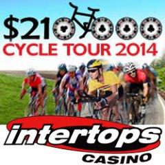 Intertops Casino awarding $210,000 in Cycle Tour casino bonuses