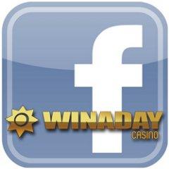 WinADay Casino celebrates 3000th Facebook Friend with $50 freebie