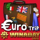 WinADay Casino�s New Euro Trip Penny Slot Gives Hours of Holiday Fun for Pennies a Spin