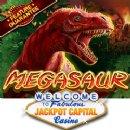 Jackpot Capital Casino Unleashes RTG�s New Feature-loaded �Megasaur� Slot with up to $100 Megabonus