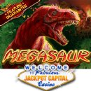 Jackpot Capital Casino Unleashes RTG�s New Feature-loaded �Megasaur� Slot with up to $100 Megabonus