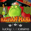 Lucky Club Casino Giving up to $250 Bonus to Play Hilarious �Martian Mania� Slot