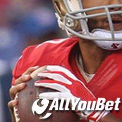 AllYouBet online sportsbook -- free bet and MVP bet