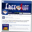 Freeslot.com Players Increase Chances of Winning Free Slots Tournaments by Visiting Facebook Page