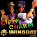 WinADay�s New �Gypsy Charm� Slot Has Two Bonus Features: Free Spins with Moving Wild and a Bet Multiplier Pick Me Game