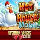 New Henhouse Slot Game at Grande Vegas Mobile Casino has Same Great Pick Me Bonus as Popular Online Predecessor