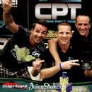 Canadian Poker Player Competing in Caribbean Poker Tour Main Event Courtesy Juicy Stakes and Intertops Poker