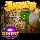 Desert Nights� New �Leonardo�s Loot� Slot Game is a Tribute to Da Vinci�s Genius