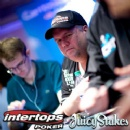 One of Two Caribbean Poker Tour Players Sponsored by Intertops and Juicy Stakes Poker Moves on to Day 2