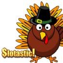 Slotastic! Players Gobbling Up Thanksgiving Casino Bonuses