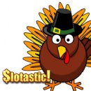 Slotastic! Players Gobbling Up Thanksgiving Casino Bonuses