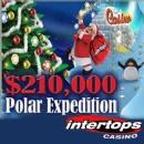 Casino Bonus Race has Begun in Intertops Casino�s $210,000 �Polar Expedition�