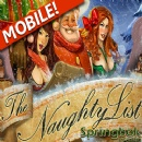 �Naughty List� Christmas Slot Now in Springbok Casino�s Mobile Casino