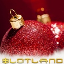 Only 1X Wagering Requirement on Holiday Bonus is Slotland�s Christmas Gift to Players