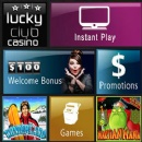Lucky Club Casino Players Earn Double Comp Points Trying New Instant-play Versions of Popular Nuworks Games