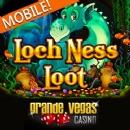Loch Ness Monster Spotted at Grande Vegas Mobile Casino