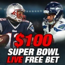 Intertops Sportsbook�s Super Bowl Touchdown Markets Proving Popular - $100 Free Bet for Wagering Live on the Game