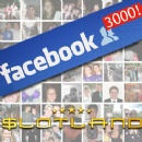 Slotland Celebrates 3000th Facebook Friend with Free Chips for Winners of Quiz Now on its Facebook Page