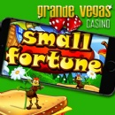 Grande Vegas Introduces New Small Fortune Mobile Slot Game with up to $150 Casino Bonus
