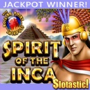 The Ancients Smile on a Slotastic Winner as �Spirit of the Incas� Slot Pays Out $146,088 Jackpot