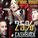 Grande Vegas Casino Now Giving 25% Cashback on Deposits